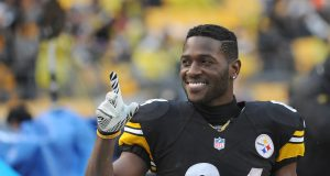 Antonio Brown Net worth: $84 million