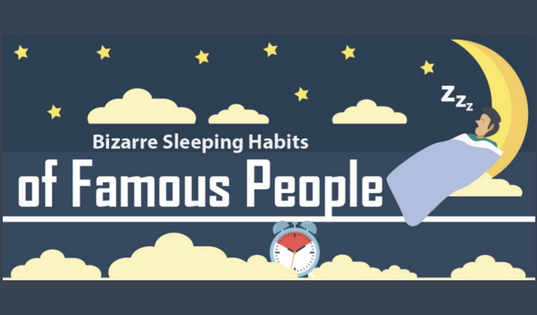 sleeping habits