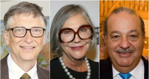Richest People In The World