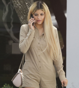 Kylie Jenner Jewelry Collection