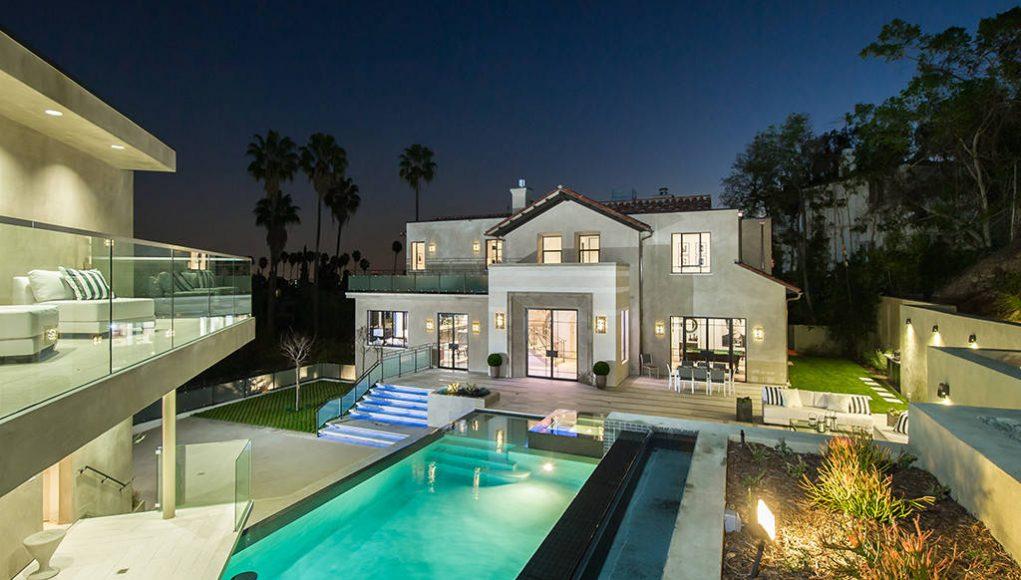 Rihanna's Perfect LA Home