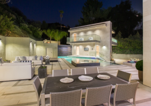this one rivals even the most luxurious of celebrity homes.