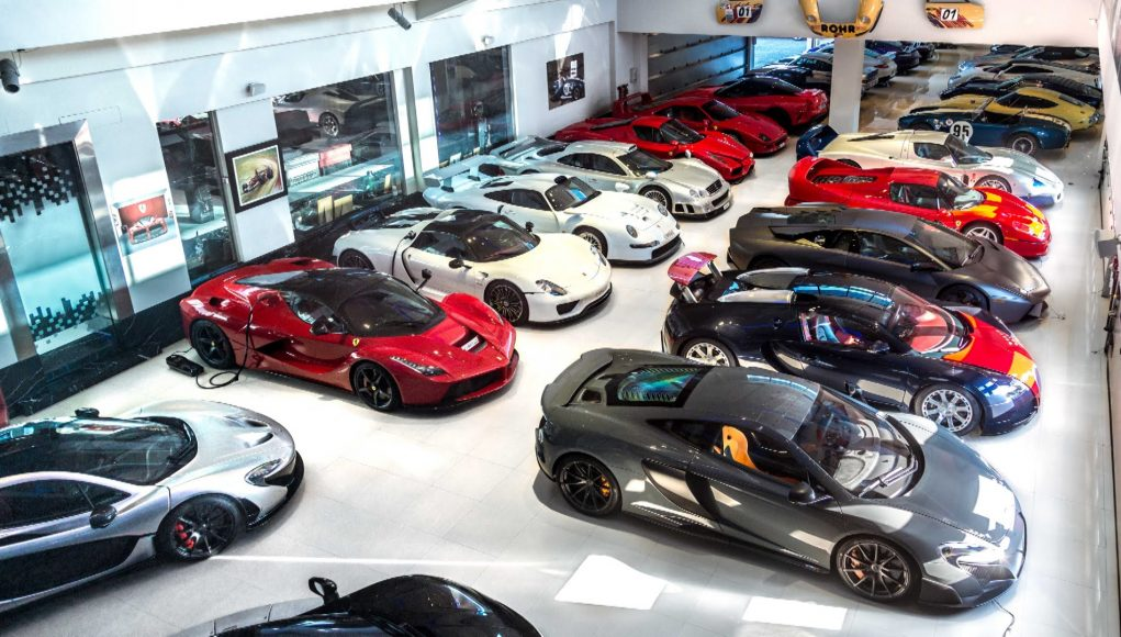 Biggest Hip-Hop Car Collectors