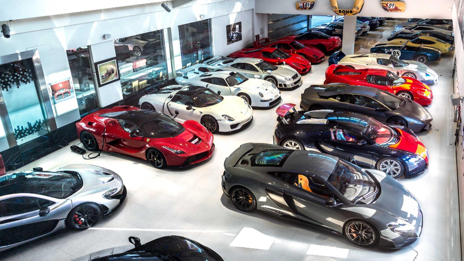 Biggest Hip Hop Car Collectors Celebjury